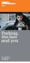 Parking, the law and you.